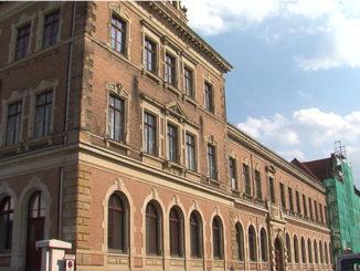 St. Augustin Gymnasium in Grimma