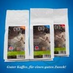 3x Retterkaffee - pro 250g Päkchen gehen 50 Cent an die Wasserwacht Sachsen