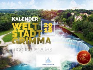 Kalender Alles ist möglich, Foto: Stadt Grimma