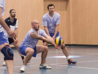 ECSG Gent - Volleyballer Falk Schulze (OEWA)