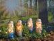Grablichter können bei einer Baumbestattung stilvolle Akzente setzen. Foto: djd/bolsius