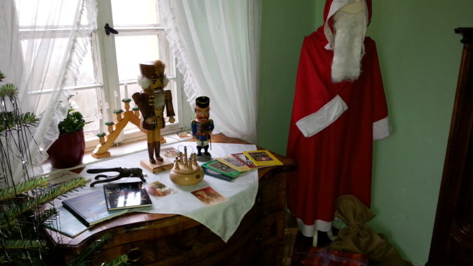 Weihnachtsausstellung Göschenhaus