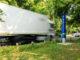 Kontrollsäule für die Lkw-Maut in Köln - Quelle: Toll Collect/Ittermann