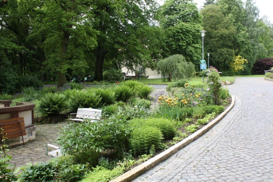 Foto: Wilhelm Ostwald Park