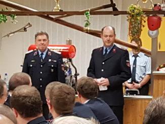 links Maik Hammer, rechts Thomas Karich
