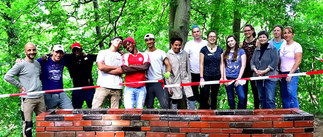 Schüler und Künstler Detlef Rohde, Foto: Detlef Rohde