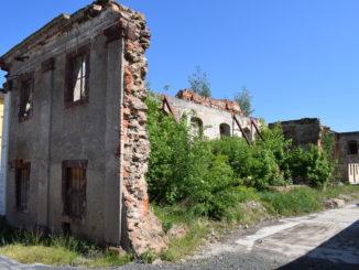 Roggenmühle vor Baubeginn Mitte 2018 - Foto: Sebastian Bachran/Stadt Grimma