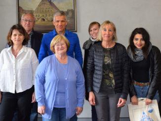 Partnerschaftskomitee Grimma, Foto: Stadt Grimma