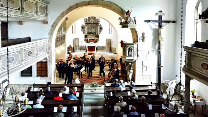 Kammerochester ohne Dirigenten KoD Dresden - Foto: Detlef Rohde