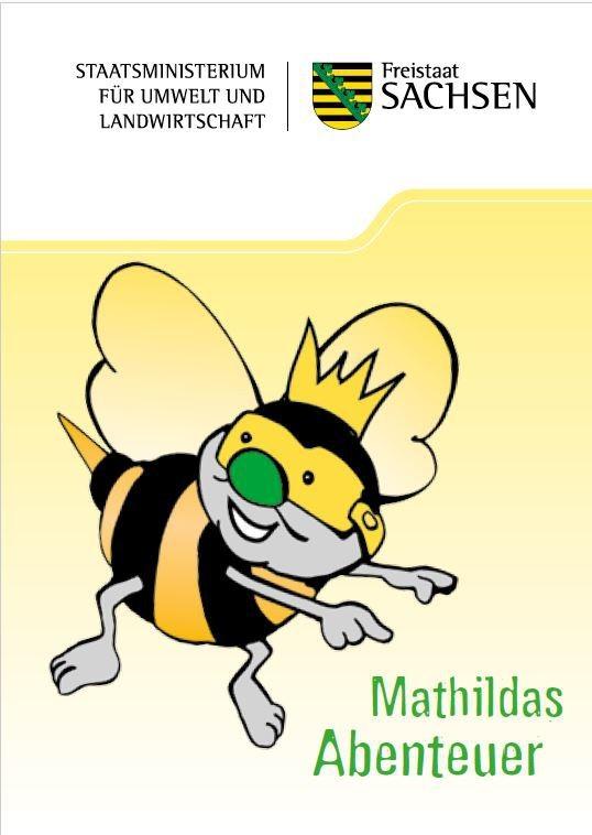 Mathildas Abenteuer - Foto des Broschüre Foto: SMUL