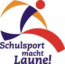 """Logo """"Schulsport macht Laune"""""""