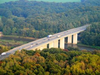 Foto: Autobahnbrücke/Stadt Grimma