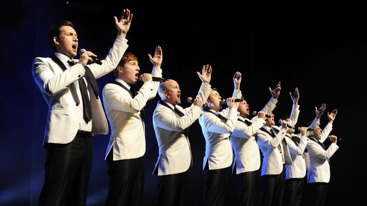 The Magic Tenors - The Show, Foto: Reset Production