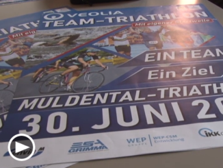 Triathlon, Muldental