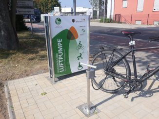 Pumpe, Fahrrad, Rad