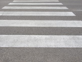 Zebrastreifen, Fußgängerüberweg