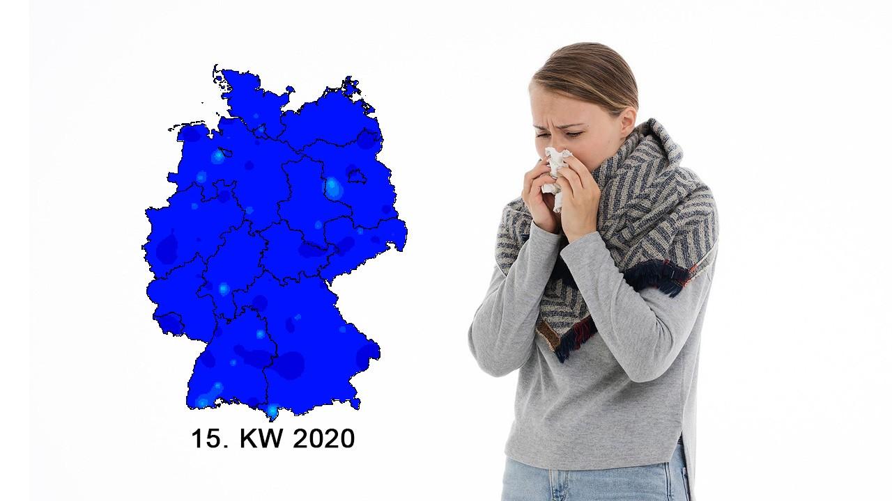 Grippesaison 2019 2020 Geht Zu Ende Rund 20 600 Erkrankte Und 50
