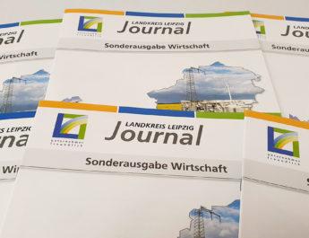 Landkreis Leipzig Journal - Sonderausgabe Wirtschaft