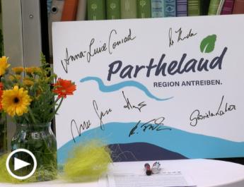 Partheland Logo