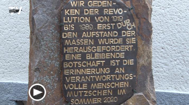 Denkmal Mutzschen