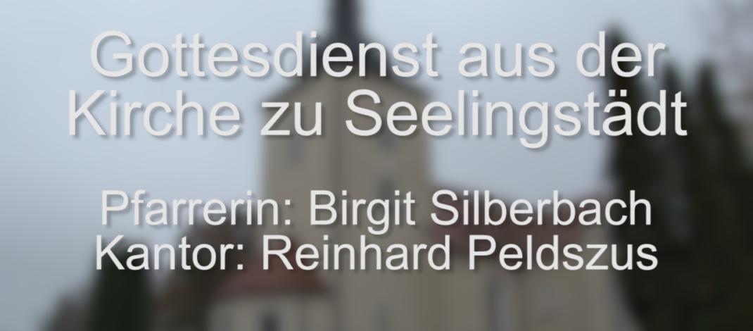 Gottesdienst aus der Kirche zu Seelingstädt (22.11.20)