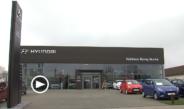 Hyundai Autohaus Ronny Wacke öffnet seine Türen