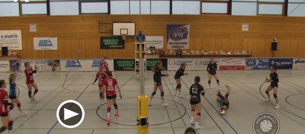5-Satz-Krimi durch Vorwärts Sachsen Volleys erfolgreich abgeschlossen