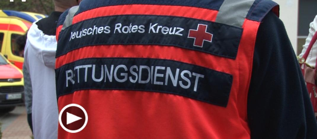 Neue Rettungswache Colditz nun offiziell im Betrieb
