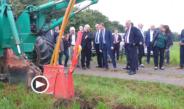 Breitbandausbau im Wurzener Land startet in Bennewitz